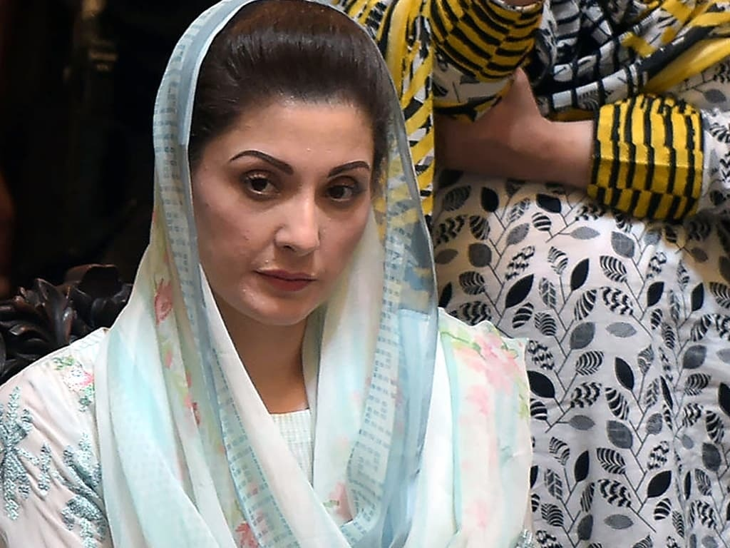A user suggested the PML-N leader to learn from Sammy, who spoke in favour of Pakistan. File photo