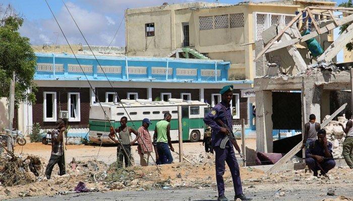 صومالیہ میں صدارتی محل کے قریب خودکش حملہ، 8 افراد ہلاک