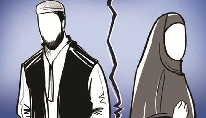 روزانہ نہ نہانے والی بیوی کو طلاق
