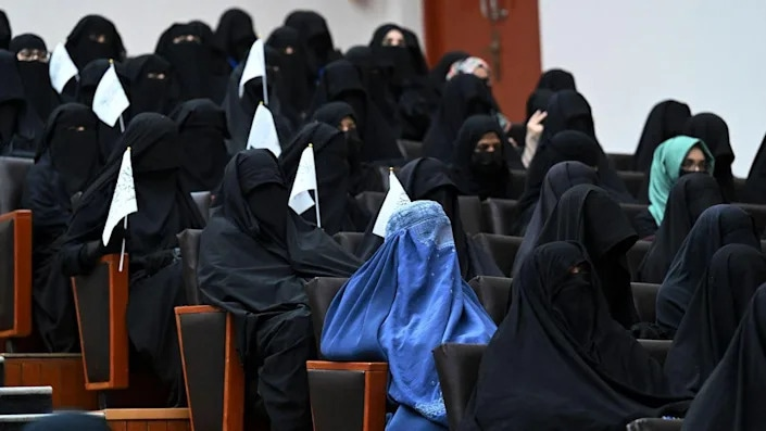 Women banned from Kabul University by new Taliban chancellor