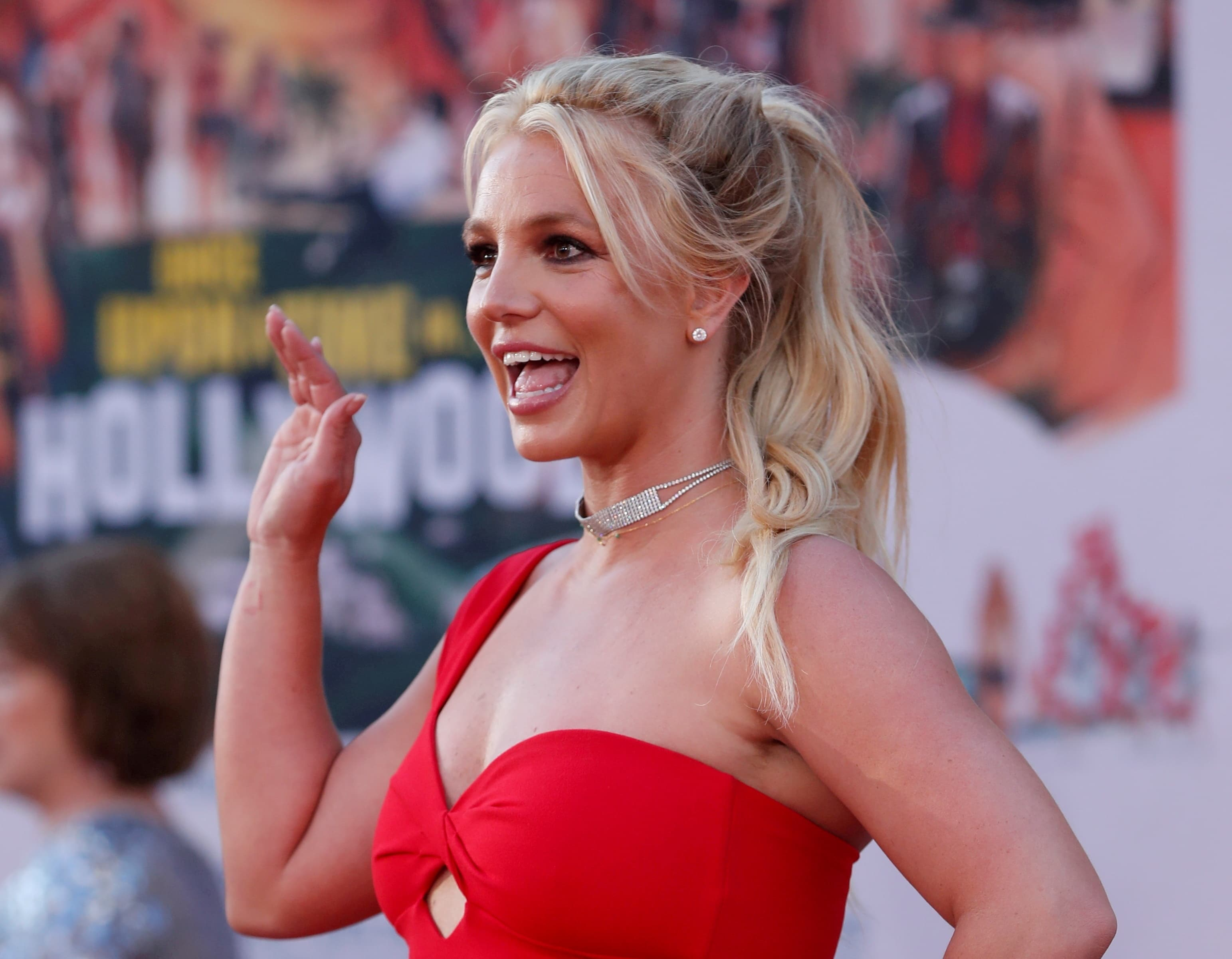 Britney Spears' father removed as her guardian
