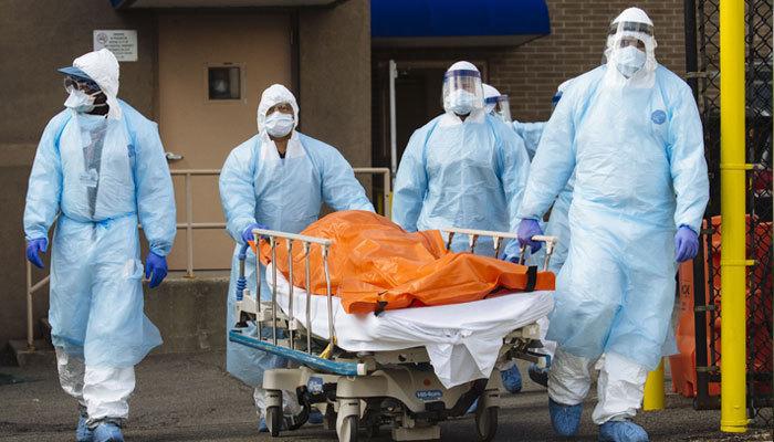 امریکا میں کورونا وائرس سے ہلاکتوں کی تعداد 7لاکھ سے تجاوز