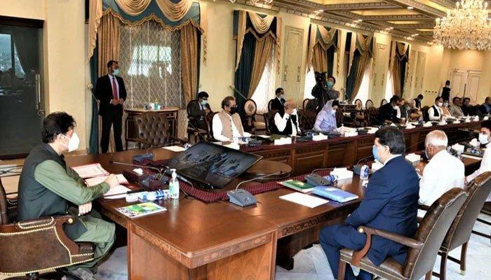 وفاقی کابینہ نے نیب آرڈیننس میں ترامیم کی منظوری دے دی