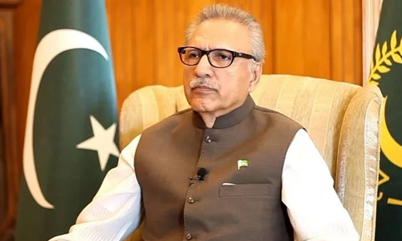 Pakistanis named in Pandora Papers must be investigated: President Alvi
