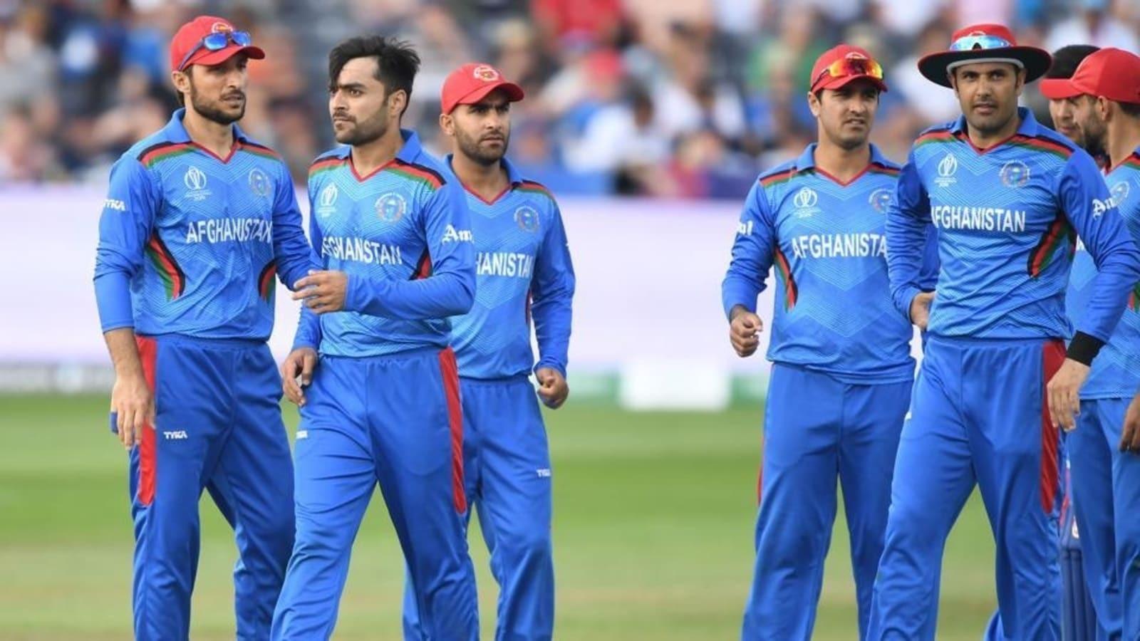 Afghanistan cricket team. AFP Photo
