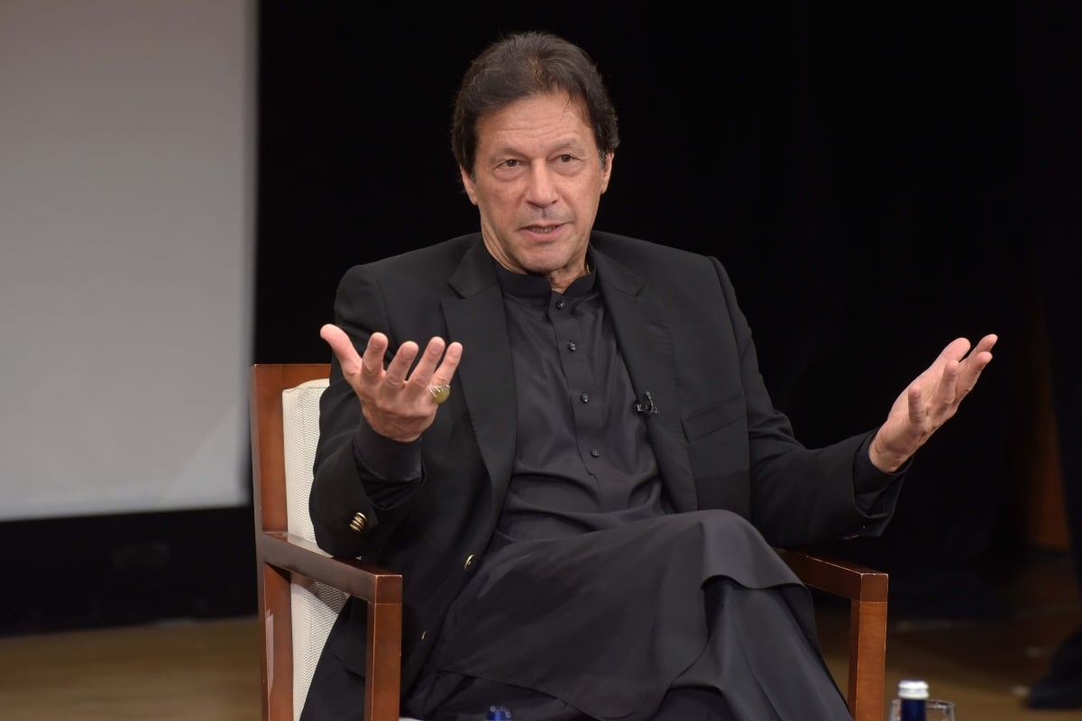 Prime Minister Imran Khan has the right to appoint the DG ISI. Asia Society