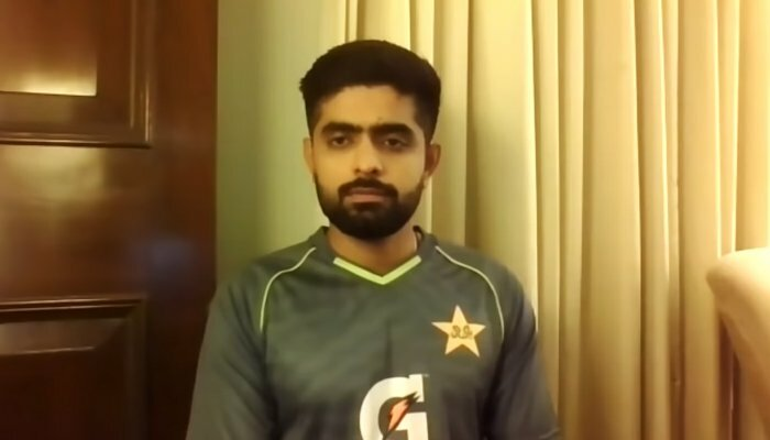 Pakistan cricket team captain Babar Azam believes his team can win the series. Geo