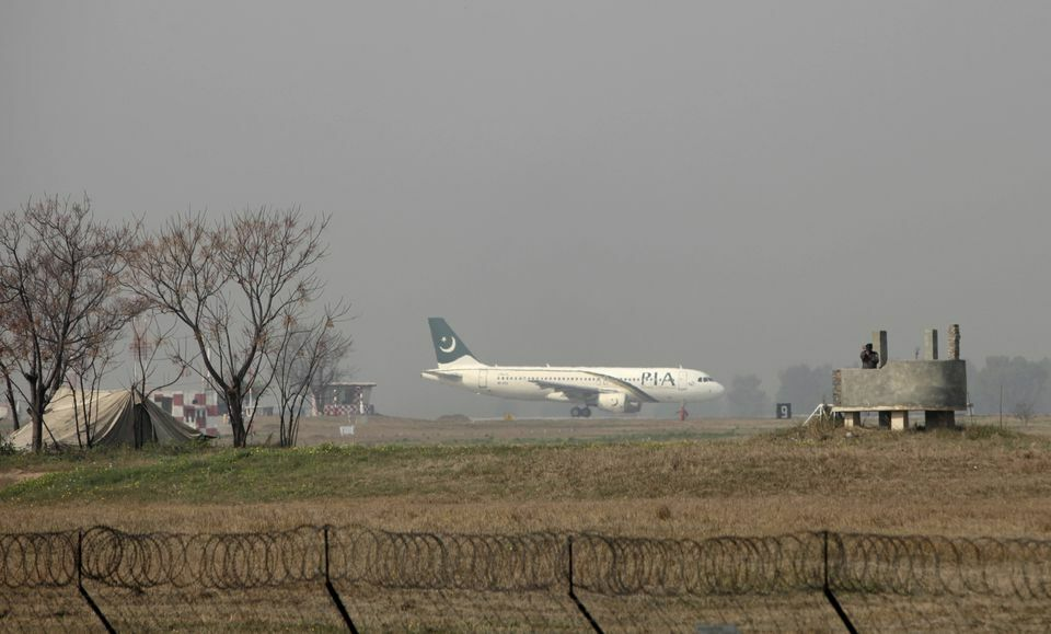 Flights between Afghanistan and Pakistan have been severely limited since Kabul airport was reopened last month. Reuters