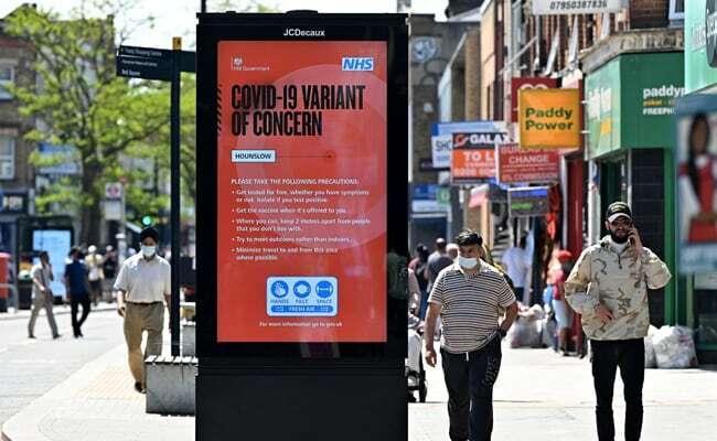 UK monitoring 'subvariant' of coronavirus Delta strain: govt