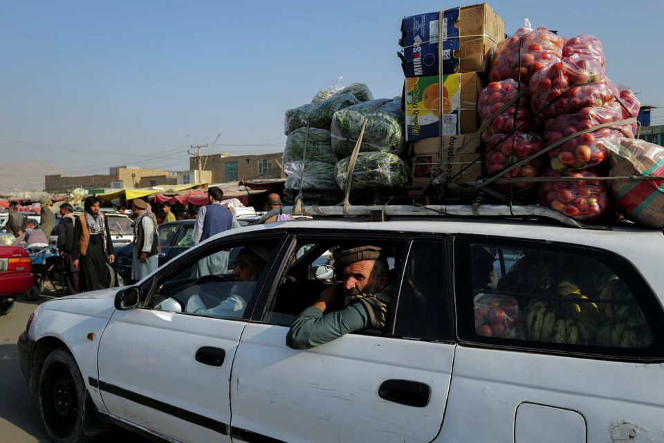 Afghanistan's economic collapse could prompt refugee crisis - IMF