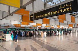 کورونا کے پیش نظر ملکی ایئرپورٹس پرمسافروں کے پروٹوکول پرپابندی