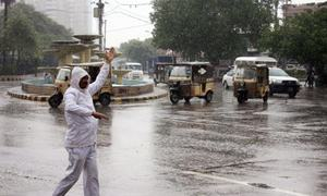 Monsoon to hit Karachi next week with 10% higher than usual rains: PMD