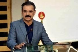 خوشاب آواران منصوبےپرترجیحی بنیادپرکام شروع کردیا،عاصم سلیم باجوہ