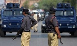 کراچی میں پولیس اہلکار پر فائرنگ کے واقعے کا مقدمہ درج