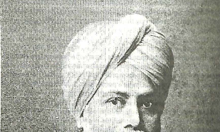 تاریخ کاواحد ہندو جس کی چتا کو کئی من گھی ڈالنے پر بھی آگ نہ لگی