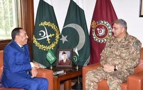 سعودی نائب وزیردفاع کاانتقال: پاکستان نےسچادوست کھودیا،آرمی چیف
