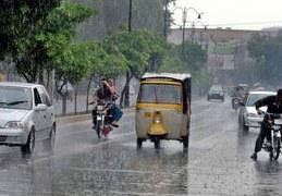محکمہ موسمیات کی پنجاب بھر میں مزید بارشوں کی پیشگوئی