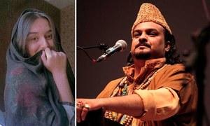 امجد صابری شہید کی بیٹی حورین صابری کی نئی تصاویر وائرل