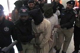 کراچی :متحدہ لندن کے دو مبینہ ٹارگٹ کلرز گرفتار