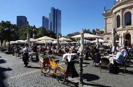German hospitality industry still far below pre-crisis revenues