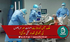 پاکستان میں کورونا وائرس سے مزید4ہلاکتیں، 582 نئے کیسز رپورٹ