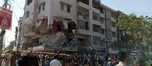 Explosion in Karachi building leaves Five dead, 15 injured