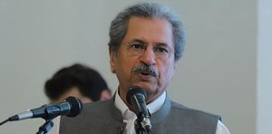 All educational institutes to remain close for one month due to COVID-19, says Shafqat Mahmood
