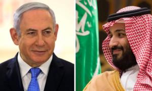 Israeli PM, Mossad head flew to Saudi Arabia to meet crown prince, suggest reports