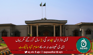 حکومت کو اگلی سماعت سے قبل ڈی جی سول ایوی ایشن تعینات کرنے کا حکم