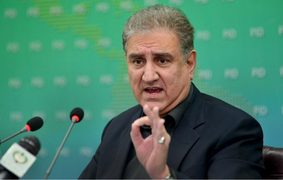 UK MPs' debate exposed real face of Indian govt: FM Qureshi