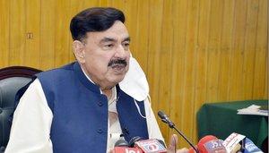 Govt not afraid of PDM protest: Sheikh Rasheed