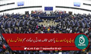 بھارت کو یورپی یونین میں ایک اور بڑا دھچکا