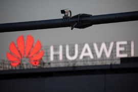 Huawei delivers 'slight' growth in challenging 2020, chairman says