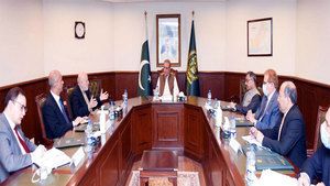 Peace in Afghanistan indispensable for peace in Pakistan and region: FM Qureshi
