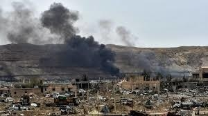 17 pro-Iran fighters killed in US strikes in Syria