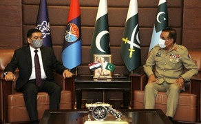 Iraq acknowledges Pakistan Army's sacrifices in war against terrorism