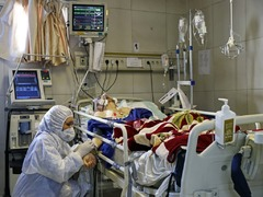 1,558 critical Covid-19 patients currently hospitalized in Pakistan