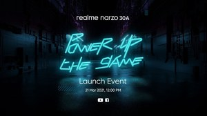 Realme to be launching its powerful gaming device, Narzo 30A