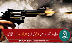 اسلام آباد میں زمین کے تنازعے پر فائرنگ  سے  ایک شخص جاں بحق