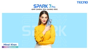 TECNO has set another milestone with the Spark 7 Pro Launch in Pakistan