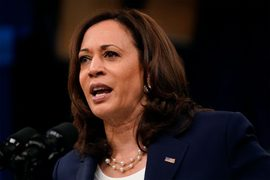 U.S. Vice President Harris to go to Guatemala, Mexico June 7-8