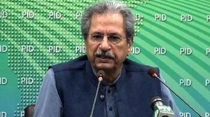 Govt will take decision for holding exams to promote students: Shafqat