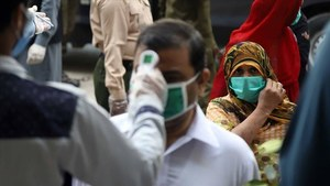 COVID-19: Pakistan reports 56 deaths, 3.40% positivity rate
