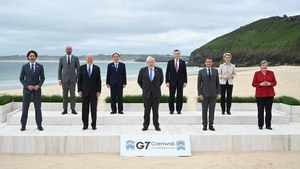 G7 rivals China with grand infrastructure plan