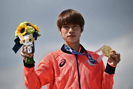 Wonder-trick gives Japan's Yuto a gold medal for his Pokemon