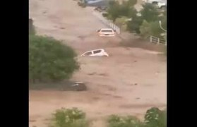 Cloudburst in Islamabad causes flooding; two dead