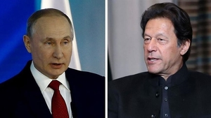 وزیراعظم عمران خان اور روسی صدر کی ملاقات نہ ہونے کا امکان