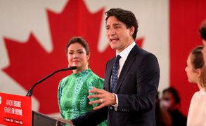 کینیڈا انتخابات:جسٹن ٹروڈو کے تیسری بار وزیراعظم بننے کے واضح امکانات