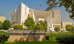 سپریم کورٹ: صدارتی نظام حکومت کے نفاذ سے متعلق درخواستیں ناقابل سماعت قرار