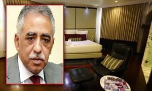 محمد زبیر کی مبینہ غیر اخلاقی ویڈیو: آواری ہوٹل کا بیانیہ سامنے آگیا